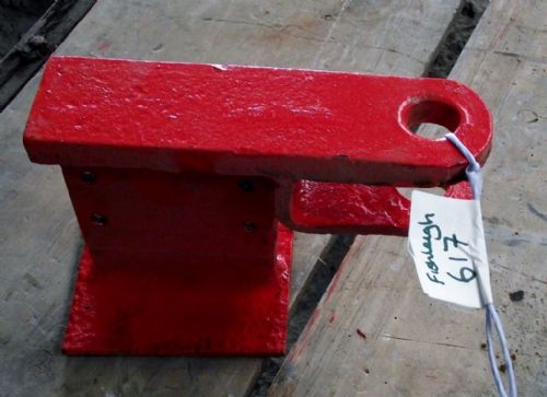 Implement, Trailer - Heavy Duty - Clevis Hitch.